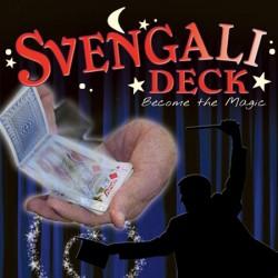 Svengali Poker Size Deck
