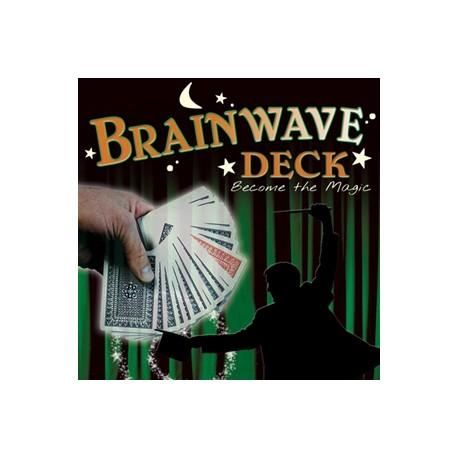 Brainwave Poker Size Deck