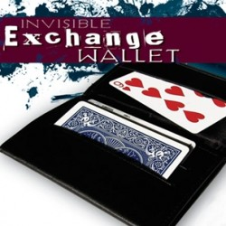 Invisible Exchange Wallet Leather