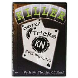 Killer Card Tricks With No Sleight of Hand
