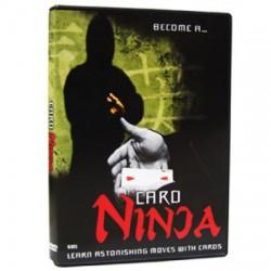 Card Ninja DVD