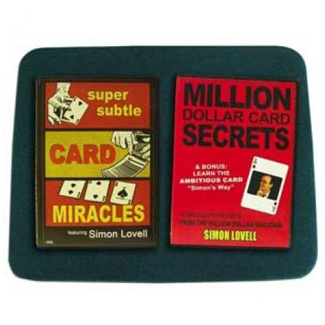 Card Miracles Combo - 2 DVDs