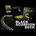 Black Scorpion Deck- Bicycle