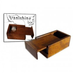 The Vanishing Box- Make small objects disappear
