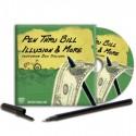 Pen Thru Bill Illusion & More