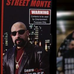 Street Monte DVD Only