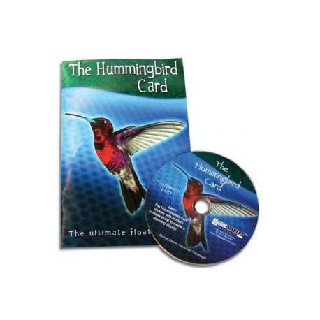 Hummingbird Card with DVD
