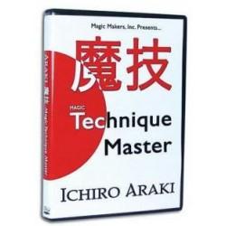 Magic Technique Master Ichiro Araki