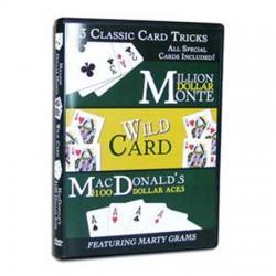 3 Classic Card Tricks DVD