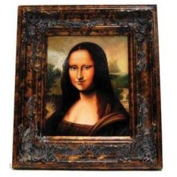 Haunted Painting- Mona Lisa