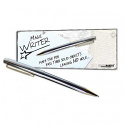 Magic Writer - Ultimate Pen Thru Bill Illusion