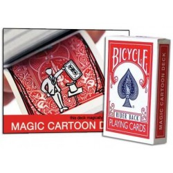 Original Magic Cartoon Deck - Bicycle Version