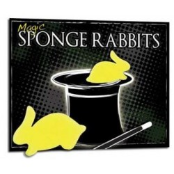 Magic Sponge Rabbits