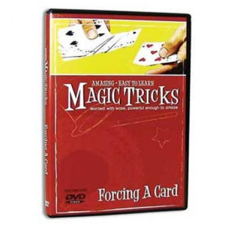 Amazing Easy To Learn Magic Tricks- Forcing A Card
