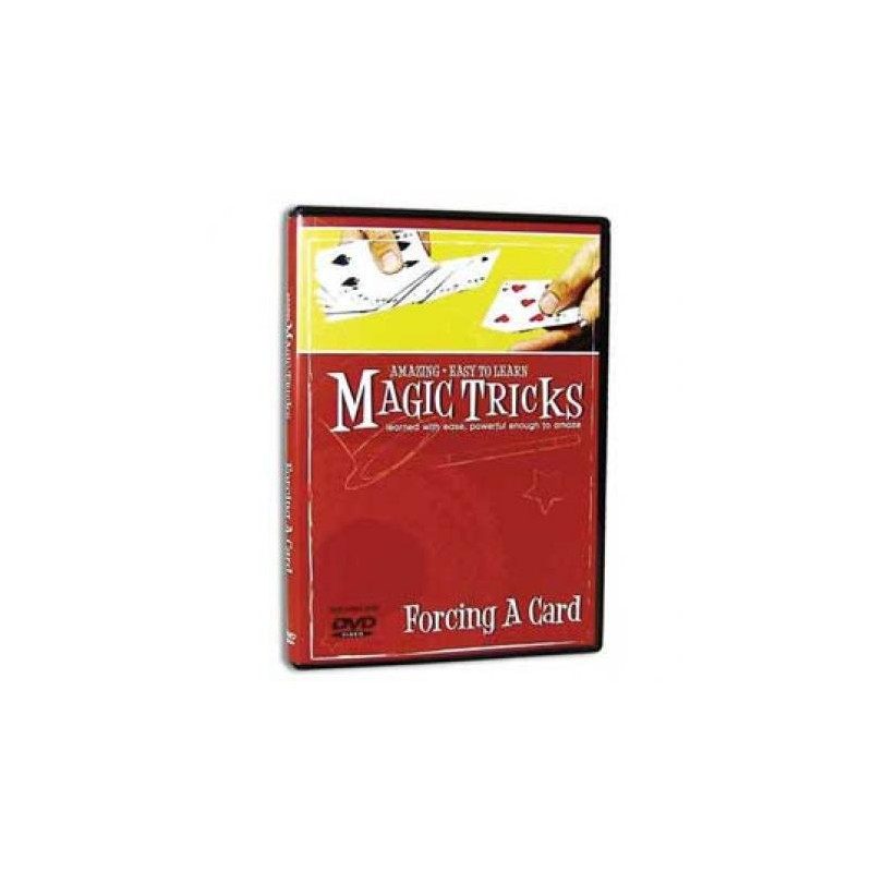amazing easy to learn magic tricks forcing a card