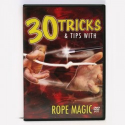30 Tricks & Tips-Rope Magic