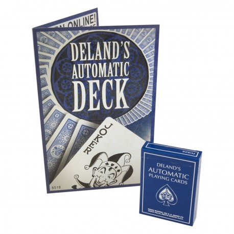 The Automatic Deck (DeLands Marked Deck)
