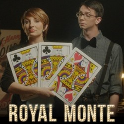 Royal Monte Giant 3 Card Set